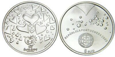 8 Euro Portugal 2003 PASSION FROM EURO 2004 *****SILVER******