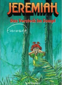 JEREMIAH Band 22--HC--Neu OVP--Von Kult Edition.