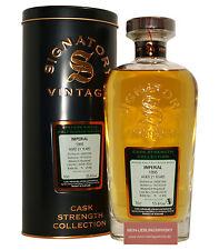 Imperial 21 Jahre CS Signatory Vintage Single Malt Whisky 55,6% vol. - 0,7 Liter