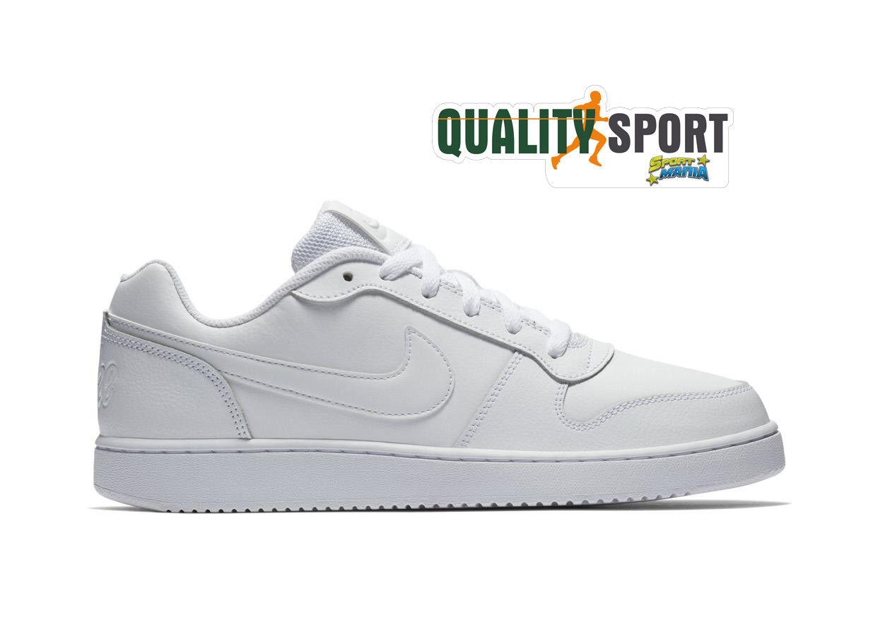 Nike Ebernon Low  Bianco Zapatos  Zapatos  Low hombre Deporteive Zapatillas AQ1775 2018 2018 7c6c52