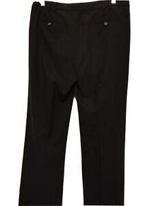 Banana-Republic-Women-s-Martin-Fit-Stretch-Dress-Trousers-Black-Size-6