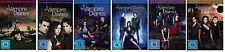 THE VAMPIRE DIARIES 1-6 DIE KOMPLETTE DVD STAFFEL / SEASON 1 2 3 4 5 6 DEUTSCH