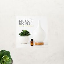 NEW! Diffuser Recipe Booklet - 80 Recipes and Essential Oil Diffuser Information
