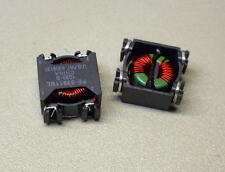 2 Stück Drosseln (Gleichtaktdrossel) Pulse PE53911NL - 0,9 mH / 1,5A (M3318)