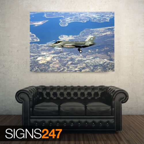 Photo Picture Poster Print Art A0 A1 A2 A3 A4 4100 F 35 LIGHTNING II JOINT