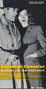 Raymond-Chandler-Gefahr-ist-ihr-Geschaeft-NEU-10-CD-Hoerbuch-Krimi-CDs-RARITAT