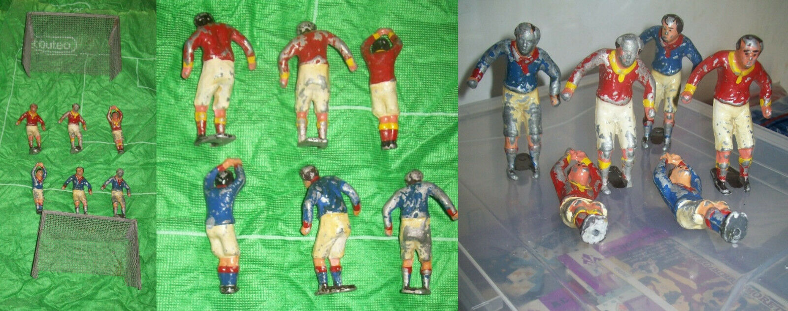 Footballers Metal Puppets years Action Figure