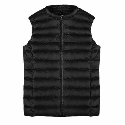Womens Waistcoat Vest Coat Vest Winter Outerwear Sleeveless Jacket Warm Overcoat
