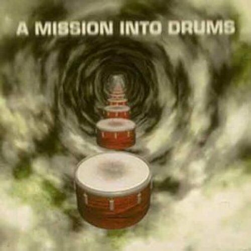 A Mission into Drums (1994) | CD | Stevie Be Zet, Oliver Lieb, Ralf Hildenbeu...