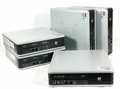 Details about HP Compaq dc7900 Ultra-Slim Pentium Dual-Core E5200  2 50GHz/4GB RAM/NO HDD