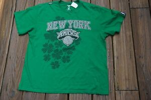 New York Knicks Adult Large St. Patrick s Day T-shirt by UNK  038c5d349fc