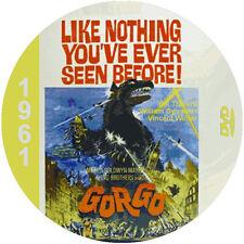 "Gorgo (1961) Horror and Drama NR CULT ""B"" Movie DVD"