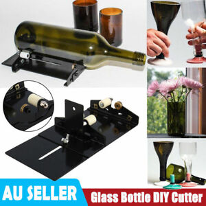 Glass Bottle Cutter Machine Recycle Jar Wine Bottles Cutting DIY Recycle Tool EB 741870566097