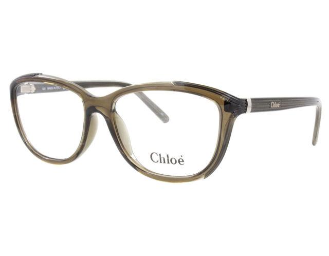a7ecb5e64e8 Chloe Ce2648 305 54mm Light Khanki Optical Eyeglasses Frames for ...