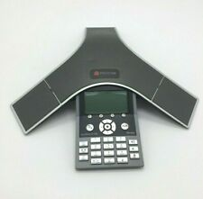 Polycom Soundstation 7000 2201 40000 001 Ip Poe Conference Missing Wall Module