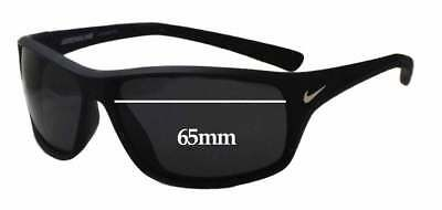 SFX Replacement Sunglass Lenses fits Nike Adrenaline EVO605 65mm Wide
