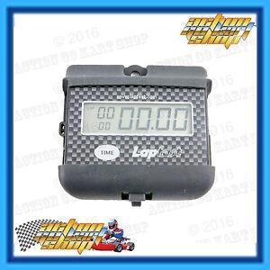 GO-KART-LAP-TIMER-RUBBER-MOUNTED-MAGNETIC-SENSOR-ENGINE-HOURS-LAPFAST-FREE-DEL