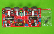 LM3886 DC + -30V 10A 200W NEW YJ BTL Amplifier Board Mono 4pcs Amp Board