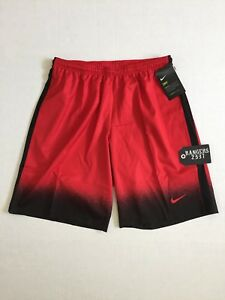0e7bb1e92c Details about Nike Dri-Fit Laser Woven PR Men's soccer shorts 800266 Red  Size S
