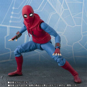 S.H.Figuarts Bandai Spider-Man Homecoming Home Made Suit Ver. PVC Action Figure