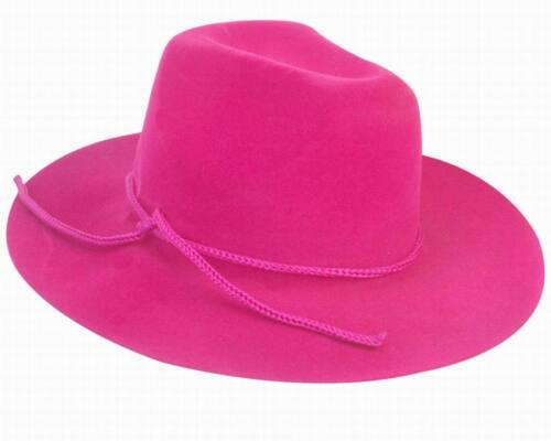 """Doll Clothes 18/"""" Hot Pink Cowgirl Hat"""