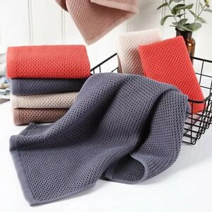 100-Cotton-Hand-Towels-for-Face-Care-Bathroom-kitchen-Sports-Non-disposable