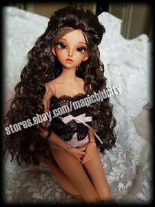 eyes bjd sd dolls Amanda Beauty 1//4 dolls resin model reborn face make up