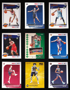 2019-20 NBA Hoops RC Rookie Cards Panini Basketball (1-300) - Pick Your Card