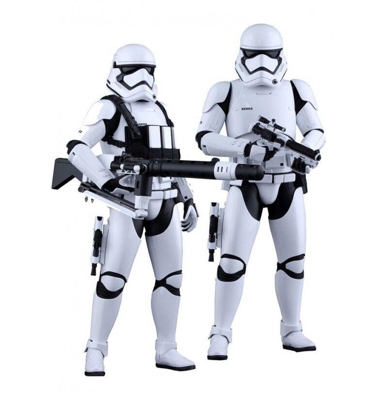 Fluo Juguetes Estrella Wars VII First Order Stormtrooper 2-pack