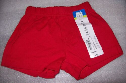 BOYS BABY//TODDLER OKIE DOKIE 100/% COTTON SHORTS MULTIPLE COLORS//SIZES NEW WITH T