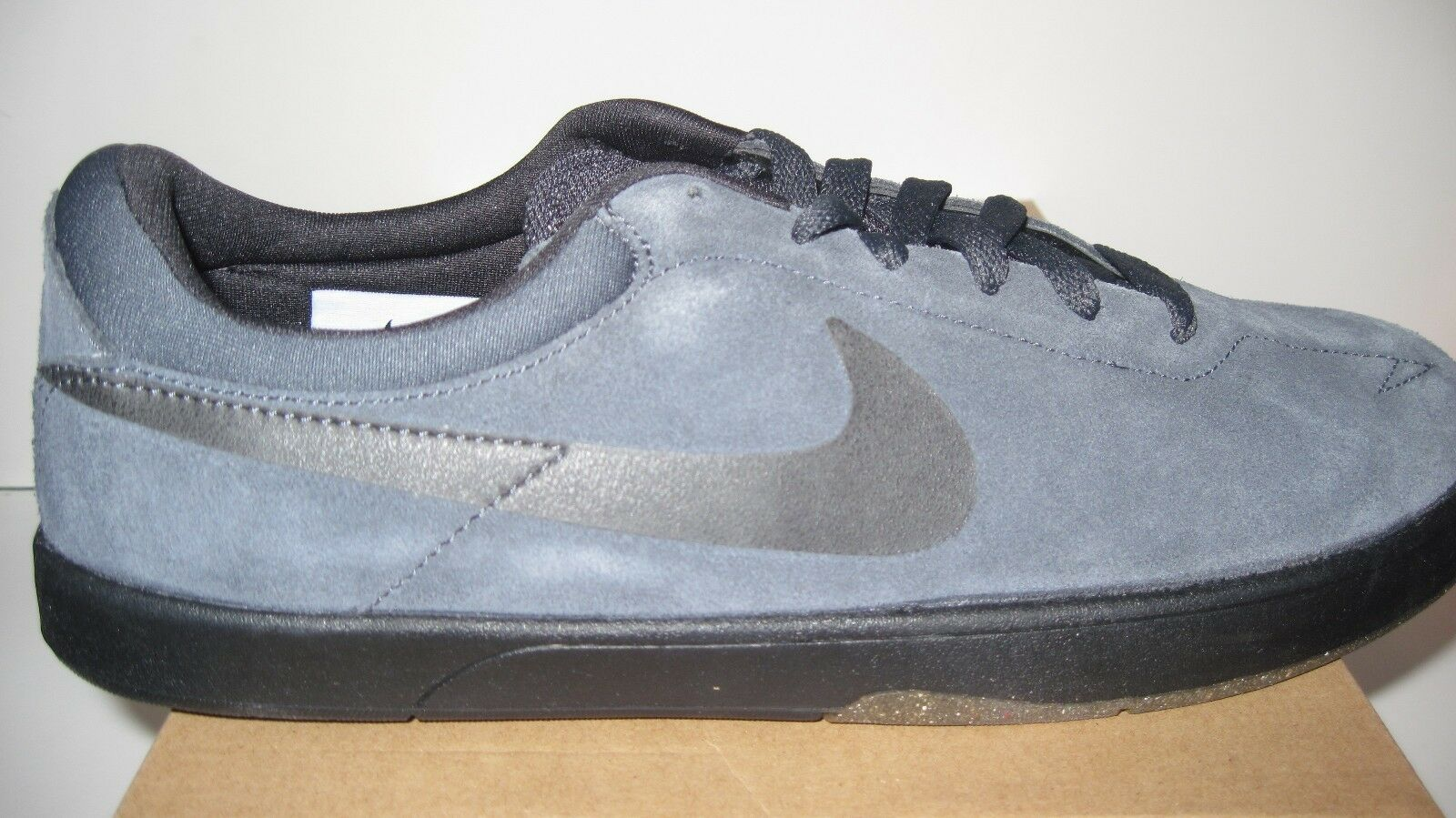 NIKE ERIC KOSTON Size 8.5 Anthracite Black-Buff Gold   New in Box Great Gift