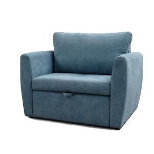 Sofa Sessel Mit Schlaffunktion Betkaste Wohnzimmer Jugendzimmer