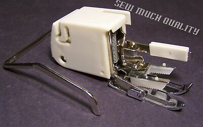 PRESSER FOOT Even Feed Walking Janome NewHome 8077 808 808A 8080 844 900 910 921