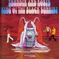 "Thunder And Roses: ""King Of The Black Sunrise"" (CD)"