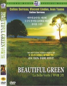 La-belle-verte-Beautiful-Green-1996-Coline-Serreau-DVD-NEW