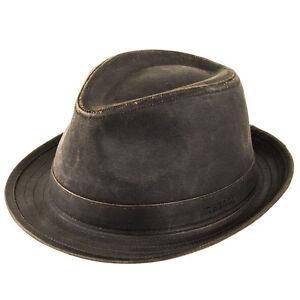 a8cd93cd La imagen se está cargando Stetson-sombreros-Odessa-Fieltro-Marron