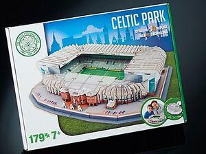 Celtic Park Stadium 3D jigsaw puzzle  (pl)