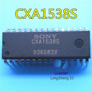 1PCS-CXA1538S-FM-STEREO-AM-RADIO-DIP30-new