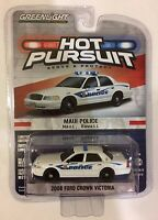 Greenlight 1:64 Hot Pursuit Series17 2008 Ford Crown Victoria Maui Hawaii Police