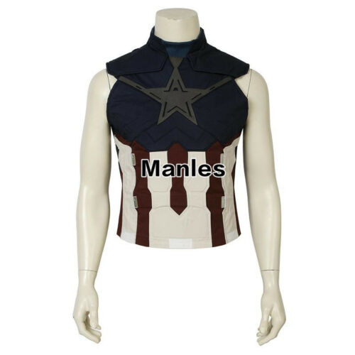 Avengers 3 Infinity War Costume Captain America Cosplay Steve Rogers Outfits Hot