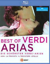 Best of Verdi Arias [Blu-ray], New DVDs
