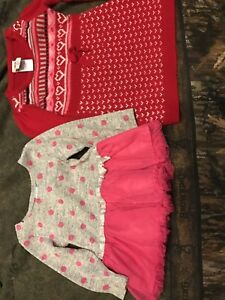 Strict Healthtex Clothes Lot Of 2 Infant Girl' Baby Shirts 12 Months Girls' Clothing (newborn-5t) Clothing, Shoes & Accessories