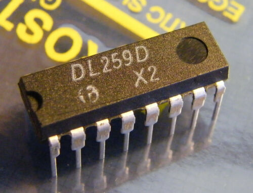 HFO 20x DL259D 8-Bit Addressable Latches