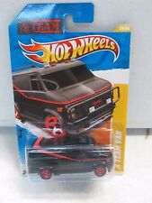 2010 Hot Wheels A Team Van