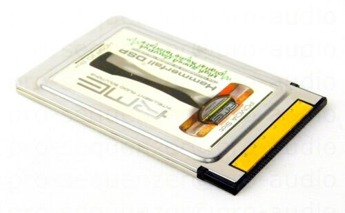 Rechnung Garantie RME HDSP PCMCIA Interface Digital Audio CardBus mit Kabel