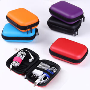 Portable-Earphone-Data-USB-Cable-Travel-Case-Organizer-Pouch-Storage-Bag-Hot