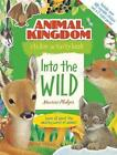 Animal Kingdom Sticker Activity Book: Into the Wild by Silver Dolphin Books (Paperback / softback, 2014)