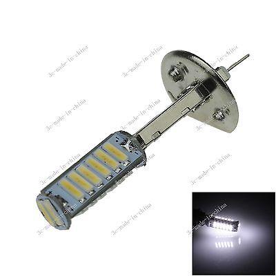 1X 20 7020 LED H1 Bulb White Fog Light Parking Low High Beam Lamp DC12V H010