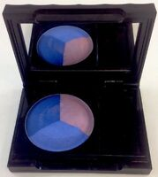 Revlon Creme Powder Eye Shadow Prisms The Cobaltes Multy Colors. 0.15oz.
