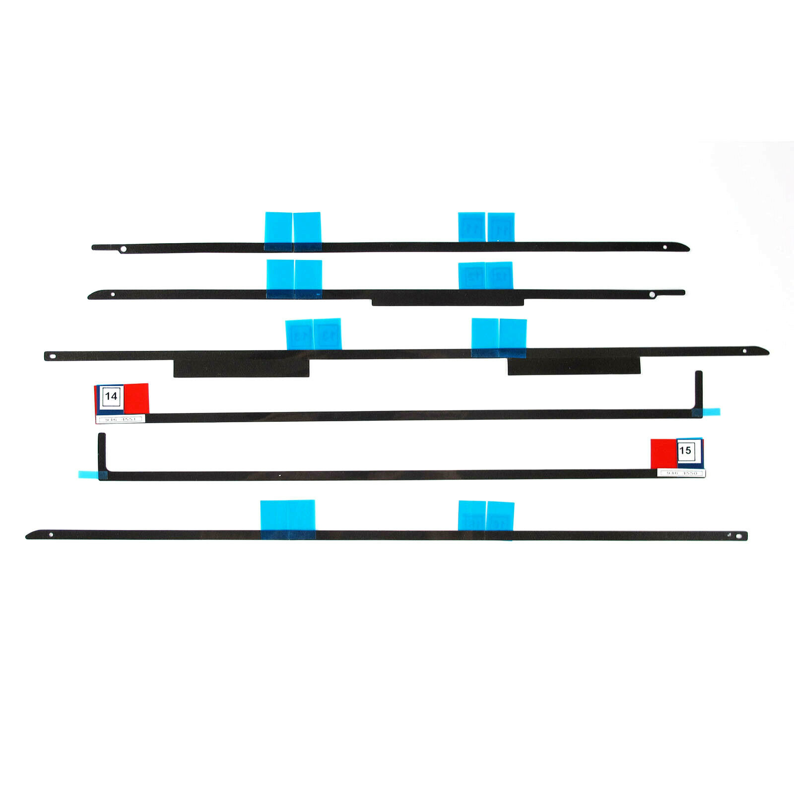 New 076-1419 iMac LCD Adhesive Strips Kit for iMac 27-inch 2012/2015 US 946-4548